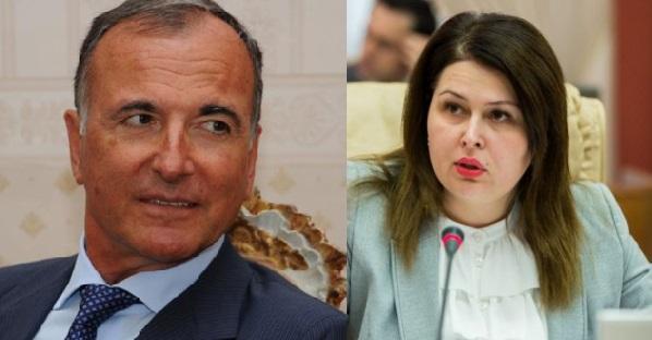 Cristina Lesnic și Franco Frattini cunosc despre intervenția premierului Filip pe lângă autoritățile ucrainene în favoarea Uzinei Metalurgice de la Râbnița
