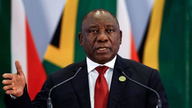 Africa de Sud: Ramaphosa, reales președinte