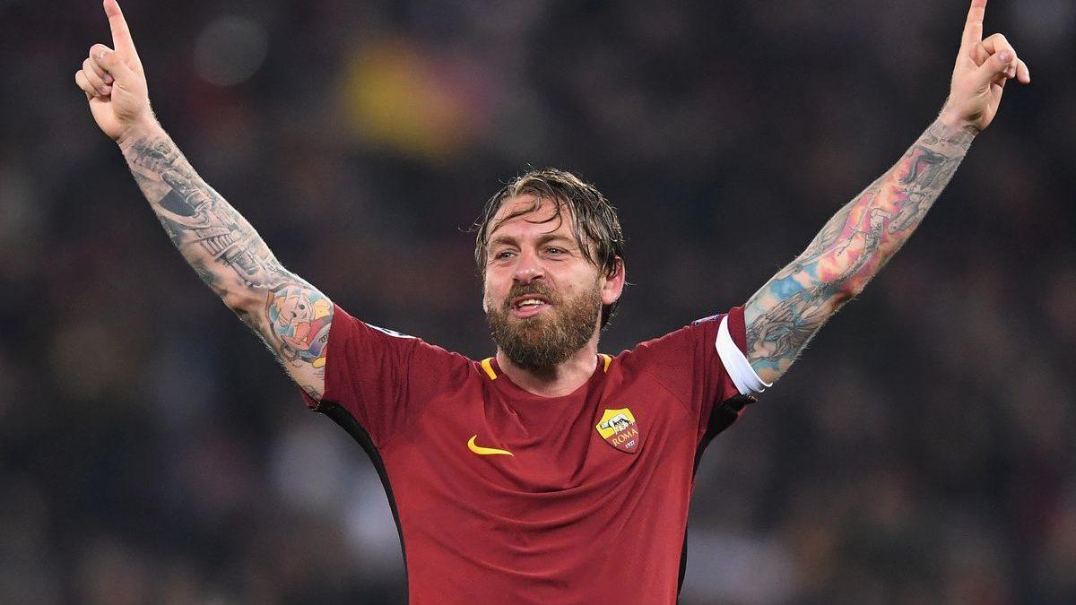 Roma se desparte de încă o legendă a clubului: De Rossi pleacă după 18 ani