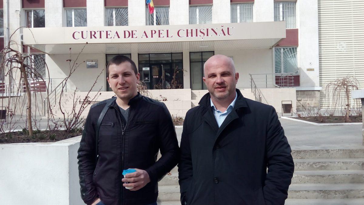 Pavel Grigorciuc, nevoit să-și schimbe avocatul