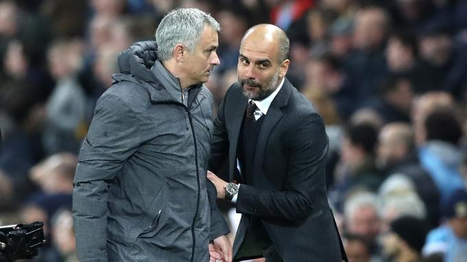 Reacția lui Mourinho după ce Guardiola l-a depășit la numărul de trofee