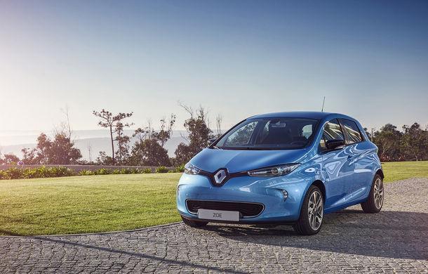 (VIDEO) Mod inedit de promovare a Renault Zoe în România; De ce costă mașina cu 10 mii de euro mai puțin decât în Moldova