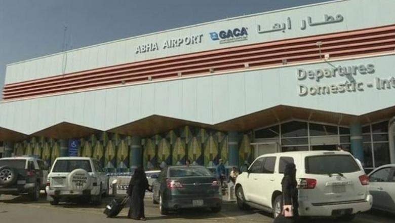 Aeroport din Arabia Saudită, lovit de o rachetă de croazieră. Cine se află în spatele atacului