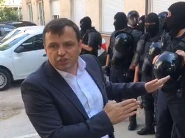 (VIDEO) Mai mulți polițiști au recunoscut noul ministru Năstase; Jizdan a ordonat percheziții