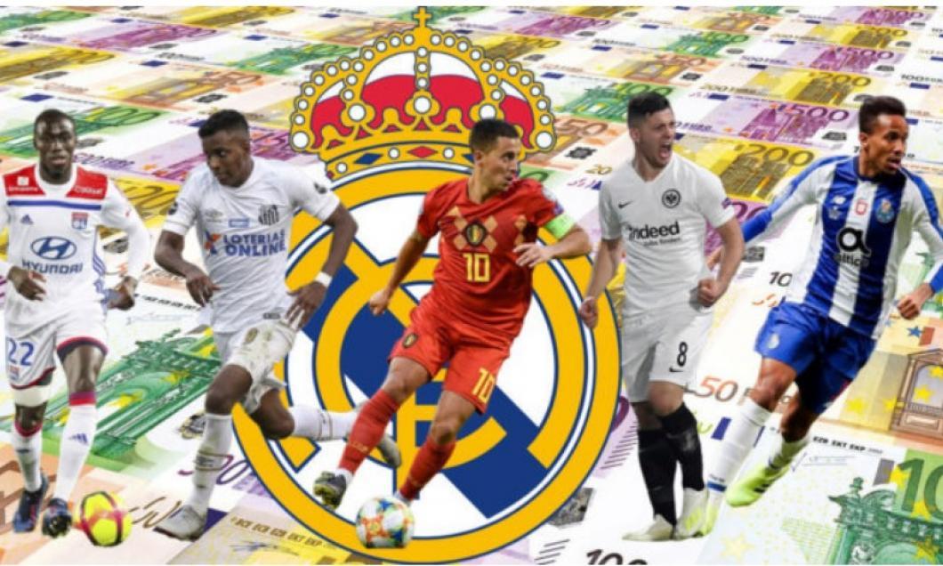 Real a depășit deja recordul de cheltuieli într-o perioadă de transferuri: Peste 300 de milioane investite