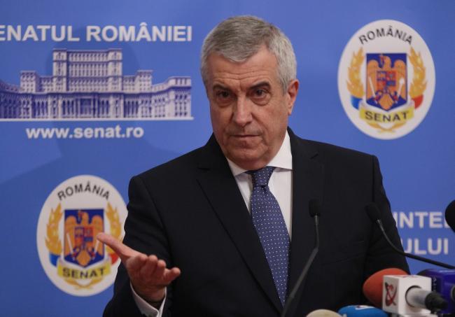 Președintele Senatului României recunoaște Guvernul de la Chișinău