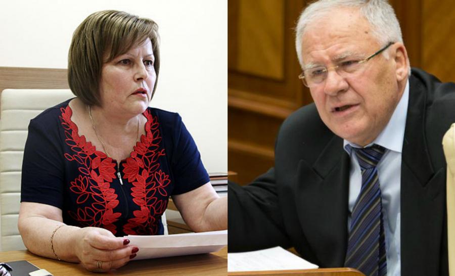 Реакция Чобану на слова Дьякова вызвала аплодисменты в парламенте